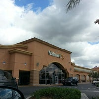 Photo taken at Walmart Supercenter by Ben J. D. on 10/21/2012