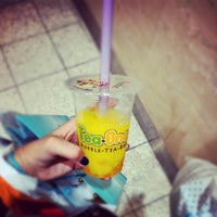 Photo taken at Tea One - Bubble Tea by Kateřina V. on 9/28/2012