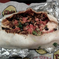 Photo taken at Moe's Southwest Grill by Tiffany T. on 10/22/2012