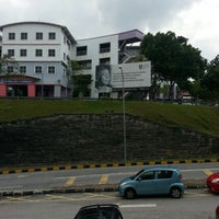 Photo taken at Fakulti Sains Komputer Dan Matematik UiTM by Tajul Azhar D. on 9/15/2012