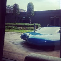 Photo taken at The MET Hotel by Effie S. on 3/8/2013