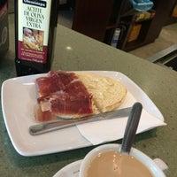 Photo taken at Hotel Restaurante Don Polvorón by Antonio on 7/23/2015