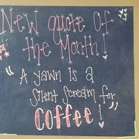 Photo taken at Paesano's Coffee by Beth N. on 10/6/2015