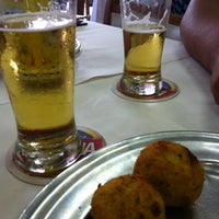Photo taken at Restaurante Siri - Tijuca by Carla on 1/20/2013