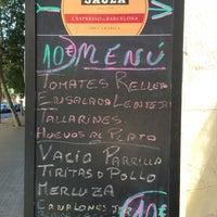 Photo taken at Pizzeria-Trattoria Vilaret by Imma C. on 8/24/2016