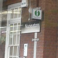 Photo taken at Nuneaton Railway Station (NUN) by Samuel W. on 5/10/2013