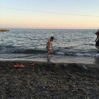 Photo taken at Дикий Пляж by Alisa R. on 6/26/2016