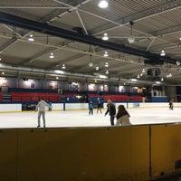 Photo taken at Oxford Ice Rink by Olya M. on 1/7/2014