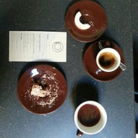 Photo taken at Sightglass Coffee by Daryl B. on 3/8/2013