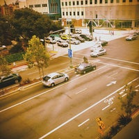 Photo taken at Piedmont Avenue District by Daryl B. on 8/20/2014