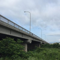Photo taken at 滝尾橋 by Kotobuki on 6/13/2016