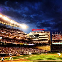 Photo taken at Target Field by Tommy on 6/15/2013