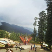 Photo taken at Kufri Fun World & Skii Point by Rahul G. on 9/30/2012