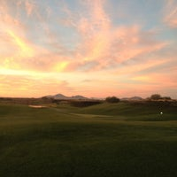 Photo taken at TPC Scottsdale by Becca @GritsGal on 12/18/2012