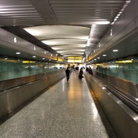 Photo taken at Heathrow Airport Terminals 1, 2 & 3 London Underground Station by Chewy on 11/5/2012