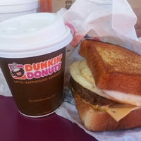 Photo taken at Dunkin' Donuts by @ronpolitton on 9/23/2013