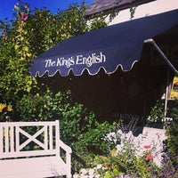 Photo taken at The King's English Bookshop by Angie T. on 10/1/2013