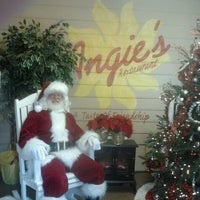 Photo taken at Angie's Restaurant by Therese V. on 12/15/2012