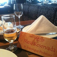 Photo taken at Geppos Restaurante by Fabiane M. on 9/29/2012