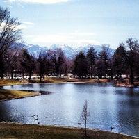 Photo taken at Liberty Park by Jeff W. on 3/16/2013