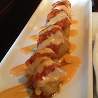 Photo taken at Hara Sushi by Rachel on 11/13/2012