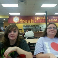 Photo taken at Cicis by Teresa O. on 10/10/2013