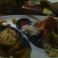 Photo taken at Red Lobster by Aaron on 10/26/2012
