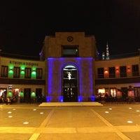 Photo taken at Plaza Bicentenario by Mariana G. on 10/4/2012