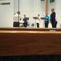 Photo taken at First Presbyterian Church of Santa Monica by Melody Faith C. on 6/21/2014