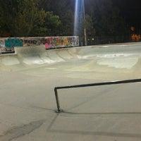 Photo taken at Messer Skatepark by Cameron J. on 10/29/2012