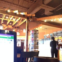 Photo taken at Caribou Coffee by Laura C. on 11/15/2013