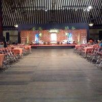 Photo taken at Taman Budaya Jawa Tengah by Asef D. on 3/7/2013