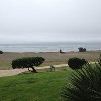Photo taken at Best Western Plus Cavalier Oceanfront Resort by Sam S. on 11/1/2012