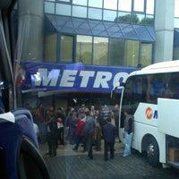 Photo taken at Metro Turizm by Uğur G. on 10/24/2012