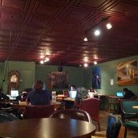 Photo taken at Bennu Coffee by Tiff T. on 3/6/2013