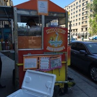 Photo taken at Pedro & Vinny's Burrito Cart by Rocky A. on 6/20/2014