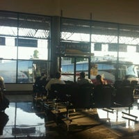 Photo taken at ADO - Central de Autobuses Tampico by M Nashelly C. on 10/26/2012