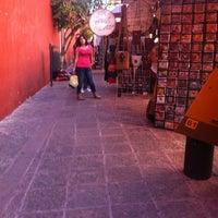Photo taken at Antiguo Callejon del Ciego by Davinia on 10/5/2012