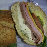 Photo taken at The Sandwich Spot by Emmalouise B. on 9/29/2012