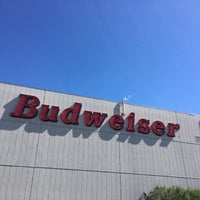 Photo taken at Anheuser-Busch by Dustin K. on 10/21/2016