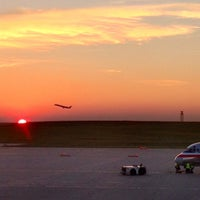 Photo taken at Colorado Springs Airport (COS) by Ronald S. on 8/20/2013