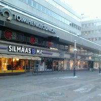 Photo taken at Keskustalo by Jussi L. on 2/8/2012