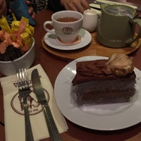 Photo taken at Patisserie Valerie by Aqilah A. on 8/9/2016