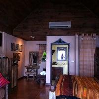 Photo taken at Nirvana Resort Koh Chang by Anastasia S. on 10/8/2012