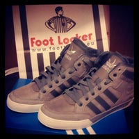 Photo taken at FootLocker by Mr Clayton on 11/1/2012