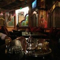 Photo taken at La Maison Du Cafe by Saeed on 3/14/2013