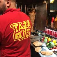 Photo taken at Taza Kebab House by Abdullah on 1/3/2016