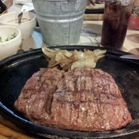 Photo taken at El Bife Toreado by Sor V. on 10/14/2012
