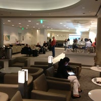 Photo taken at Delta Sky Club by Wallace M. on 3/14/2013