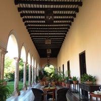 Photo taken at Hacienda Temozon by Walter on 12/15/2012